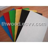 to sell China CE certified E1 HPL plywood formicac fire-proof plywood for furniture