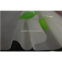 transparent pvb film for architectural glass