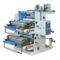 two Color Flexo printing machine manufacturers