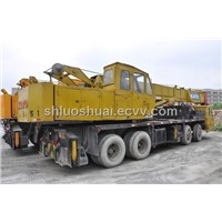 Used 25ton Japan Kato Mobile Truck Crane
