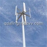 vertical axis wind generator 1kw