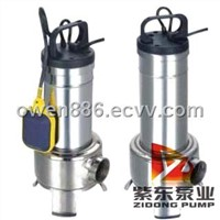 vertical sump pump / submersible dirty water pump