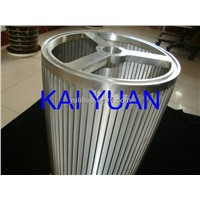 wedge wire cylinder stainless steel304 ,316