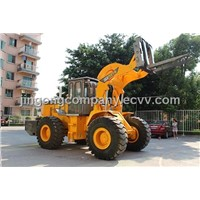 wheel loader,stone forklift (JGM751FT16)