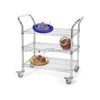wire handle cart