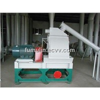 machine for wood powder