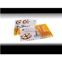 Side Gusset Plastic Packaging Bag for Frozen Food