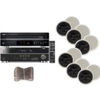 .3D-Ready 5.1-Channel Digital Home Theater Audio/Video Receiver with 1080p-compatible HDMI