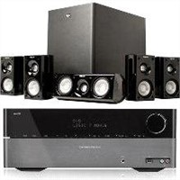 AVR1565 5.1 Reciever and HDT-500 Home Theater System