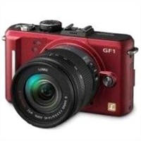 DMC-GF1 Kit 12.1mp Micro Four-Thirds Interchangeable Lens Digital Camera   with 14-45mm