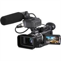 HVR-A1U Camcorder - 1080i - 3.0 MP - 10 x optical zoom