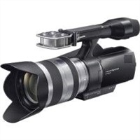 Handycam NEX-VG10 Camcorder - 1080i - 14.6 MP - 11 x optical zoom