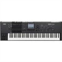 Motif XF7 76-Key Keyboard Synthesizer Workstation Pac