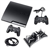 PlayStation 3 Essentials Bundle w/ 160GB Console & Accessories
