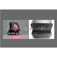 Battery Powered Wireless DMX LED Par Light (YL-PAR-6-10FC)