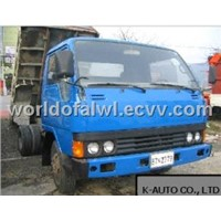 Used Dump Truck / Used Mighty/ Used porter