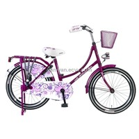 "20""kid oma bike/20""city bicycle/20""kids omafiets"