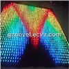 LED Curtain Wall Changing Color Light
