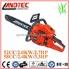 58CC GASOLINE CHAIN SAW