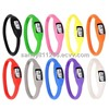 fashion silicone sports wristwatch 2012