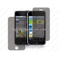 Anti-UV,Privacy Filter Screen Protector  For Iphone 4s