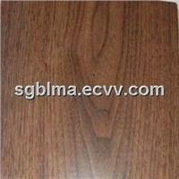 1220*2440*12mm Walnut Plywood