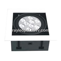 23W Grille Lamp Epistar LED Halog WHT 100W Equal