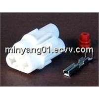 3 way Auto  waterproof female connector terminal