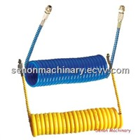 Auto-Retractable Polyurethane Air Hose