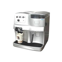 Automatic Grinding Beans Coffee Machine
