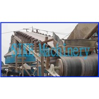 BC Flexible Rubber Belt Conveyor