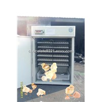 CE Approved Full Automatic Egg Incubator