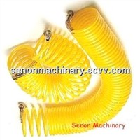 Coiled Air-Hose Brake Assemblies