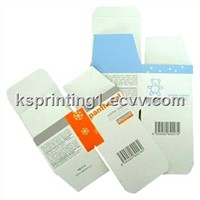 Cosmetic/Personal Care/Health Care Paper Packaging Box Printing