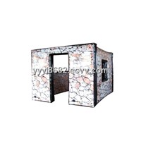 Durable Paintball Bunker Wall for Paintball Game for Sale