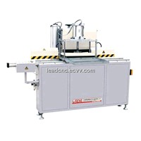 Heavy Duty Auto End-milling Machine    (window machine)