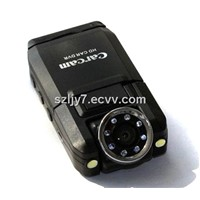 Hot selling Dual Lens Vehicle DVR with GPS and G-Sensor