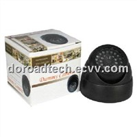 Indoor Dummy CCTV  Camera (with LED light)