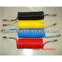 PA11 Nylon Tube Coiled