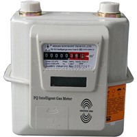 Prepaid Contactless IC Card Gas Meter FQ-g1.6