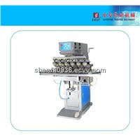 SF-M6/C Six-colors Pad Printing Machine