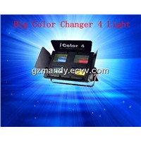 Stage Light Big Four Color Changer Light