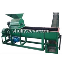Stone Crusher,Mixer,Conveyor in One Unit