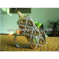 Hot Swivel Novelty Diamond USB Flash Disk