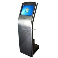 Vertical Touch Panel Kiosk Enclosure