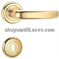 Zinc Alloy Door Handles/lever handle