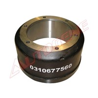 0310677560 Aftermarket Brake Drum for BPW