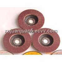 100*16mm screen cover aluminum oxide Flap Disc