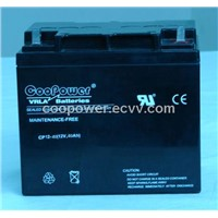 12V 40AH SEALED LEAD ACID BATTERY, VALVE REGULATED LEAD ACID BATTERY, UPS BATTERY, SOLAR BATTERY ,
