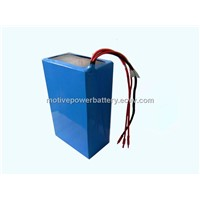 12V/5Ah Lithium Battery  Used in medical devices as UPS power and standby power